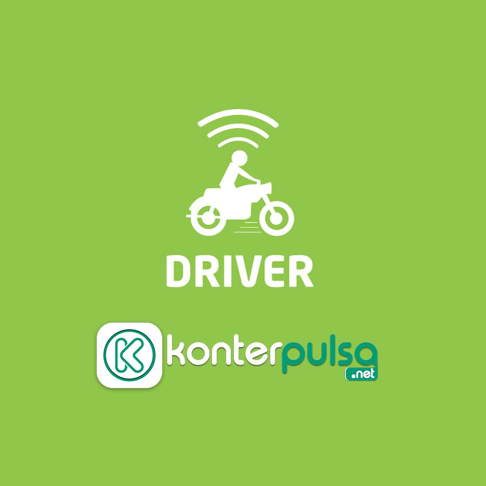 Dompet Digital GO-JEK Driver - 100.000