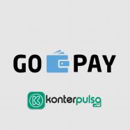 Dompet Digital GO-PAY - 10.000