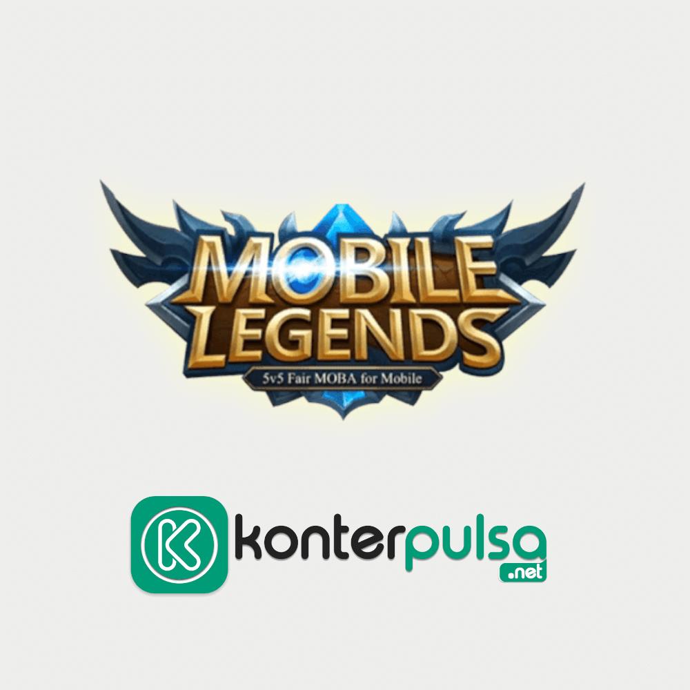 Game Mobile Legends - 167 Diamond