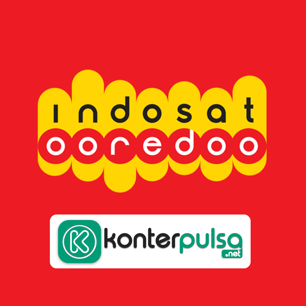 Pulsa Indosat - 25.000