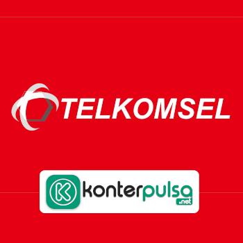 Pulsa PROMO Telkomsel - 25.000