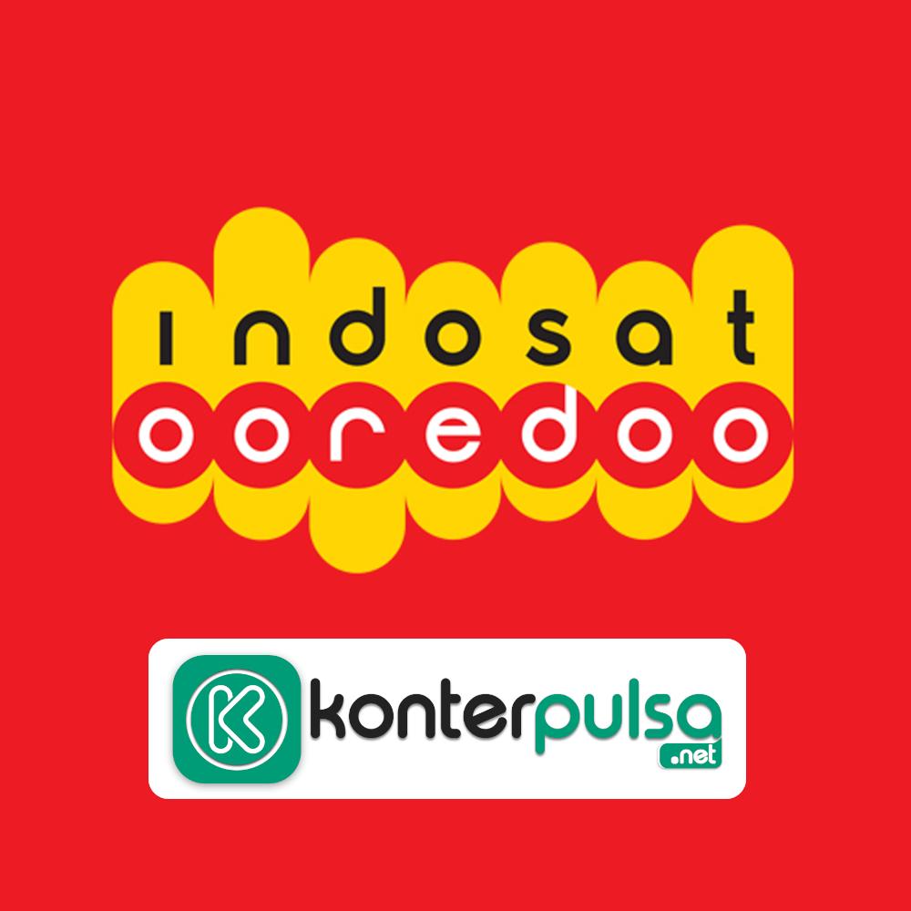Voucher Indosat - Voucher Mini 1GB + 1GB malam + 500MB Apps 30 hari